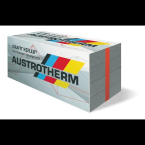 Austrotherm GRAFIT REFLEX homlokzati
